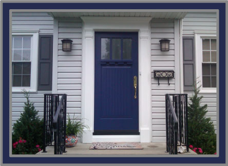 CUSTOM FINISHING & Door Installation and Refinishing Service - Maslyn Door Co. - Entry ...