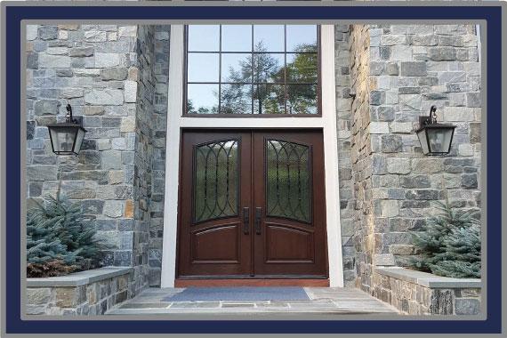 by Maslyn Door Co. & Home and Entry Doors NJ - Maslyn Door Co. - Entry Garage u0026 Iron ... pezcame.com