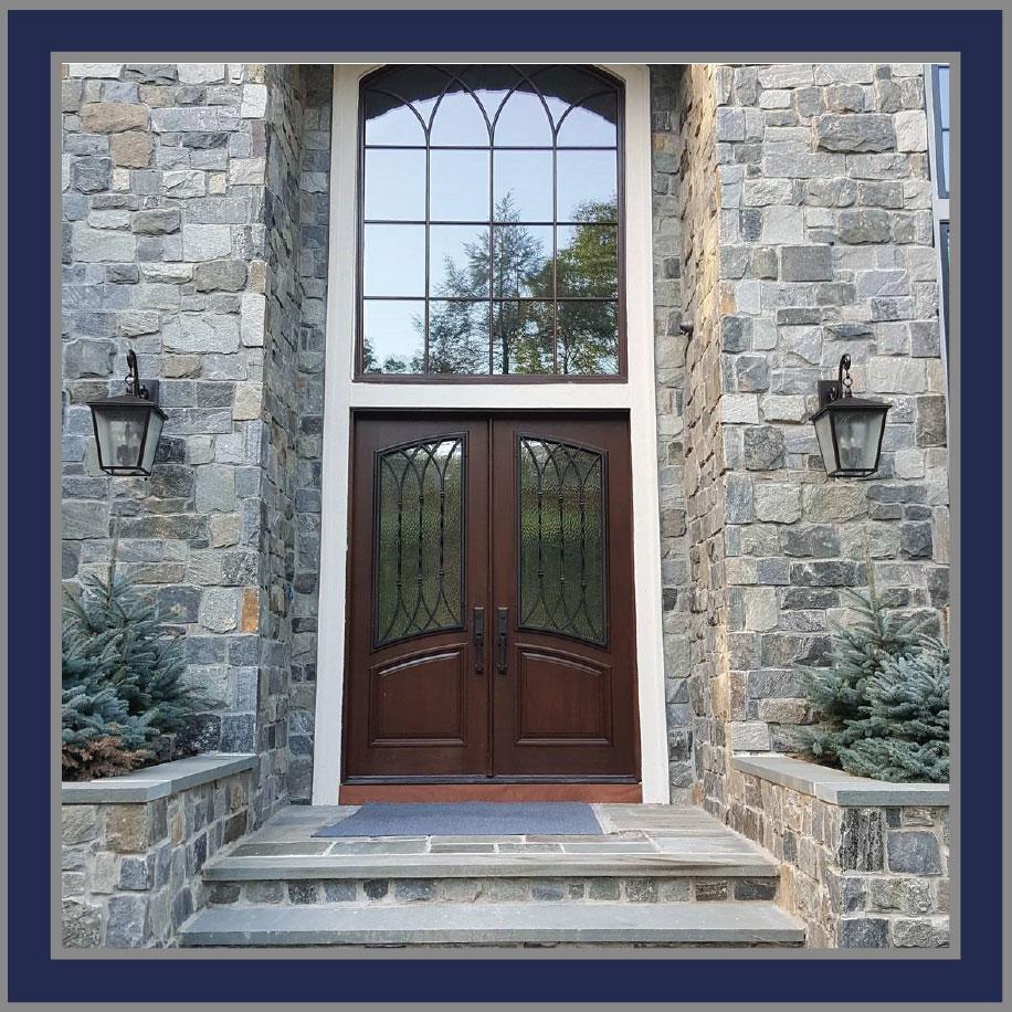Maslyn Door Co Entry Garage Iron Doors